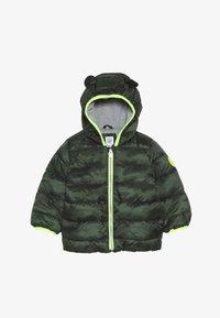 GAP - PUFFER BABY - Winterjas - new juniper green - 3