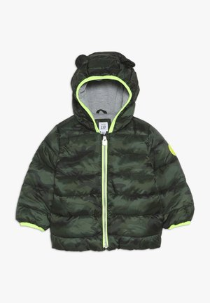 PUFFER BABY - Winter jacket - new juniper green