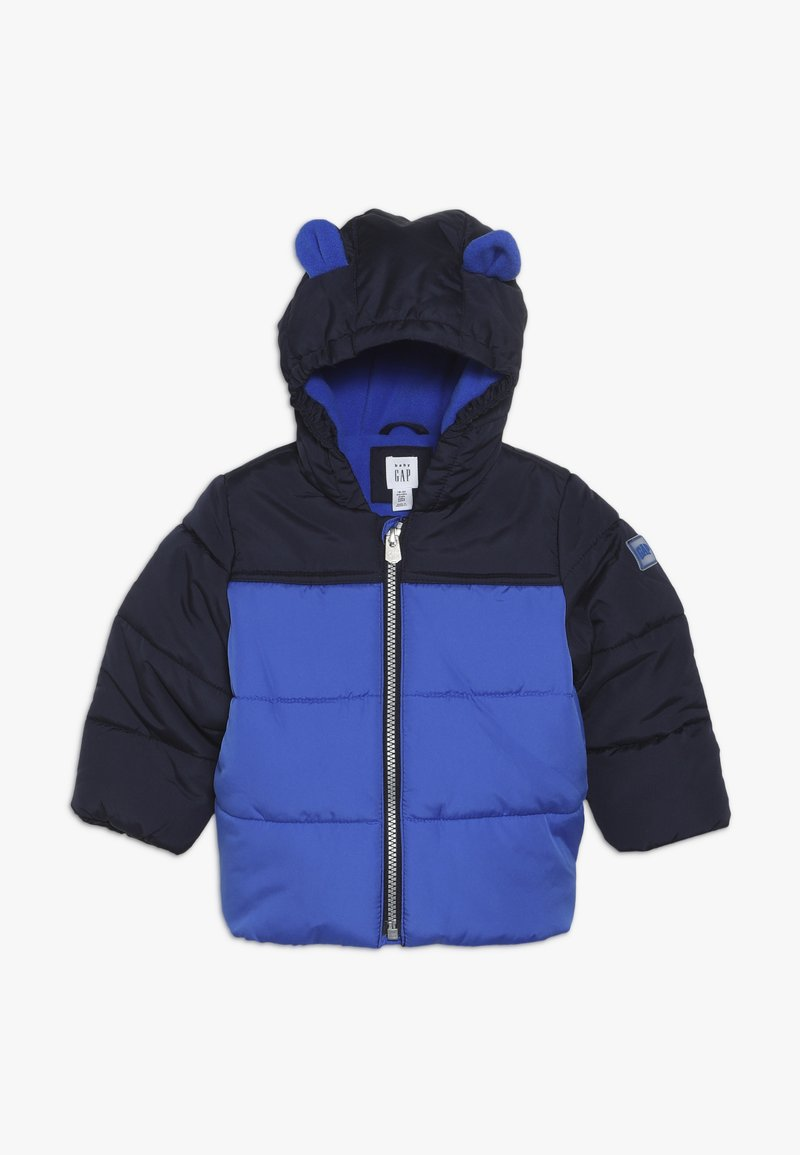 GAP - BABY - Wintermantel - bristol blue