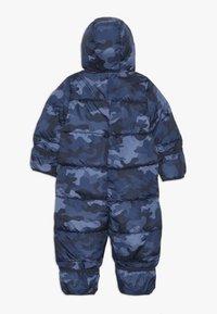 GAP - SNOWSUIT BABY - Kombinezon zimowy - blue - 1
