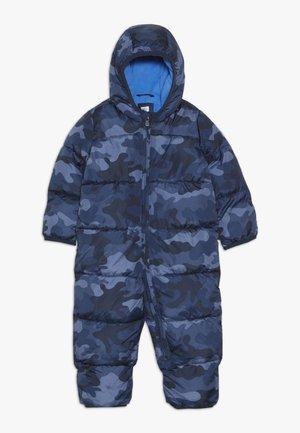 SNOWSUIT BABY - Lyžařská kombinéza - blue