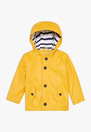 RAINSLICKER - Waterproof jacket - yellow