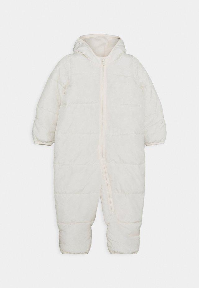 SNOWSUIT - Snowsuit - snow cap