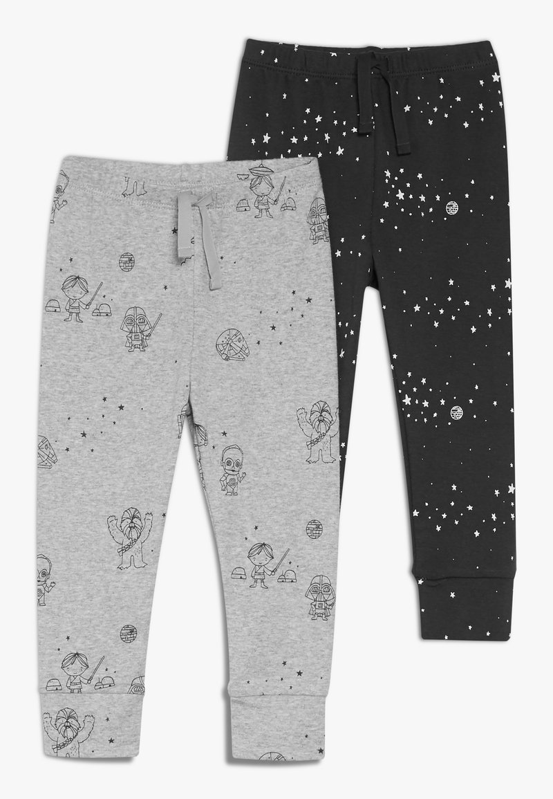 GAP - STAR WARS BABY 2 PACK - Pantaloni - flint grey