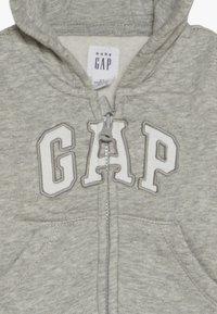 GAP - LOGO BEAR BABY - Body - light heather grey - 3