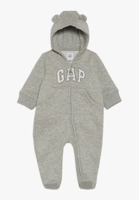 GAP - LOGO BEAR BABY - Body - light heather grey - 0
