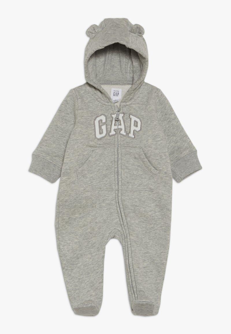 GAP - LOGO BEAR BABY - Body - light heather grey