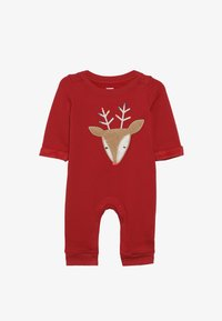 GAP - COZY BABY - Jumpsuit - modern red - 3