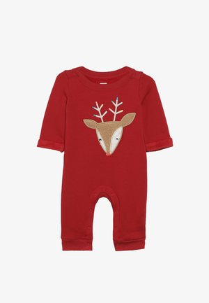 COZY BABY - Overal - modern red