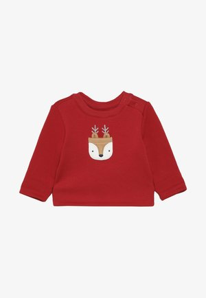 COZY BABY - Sweatshirt - modern red