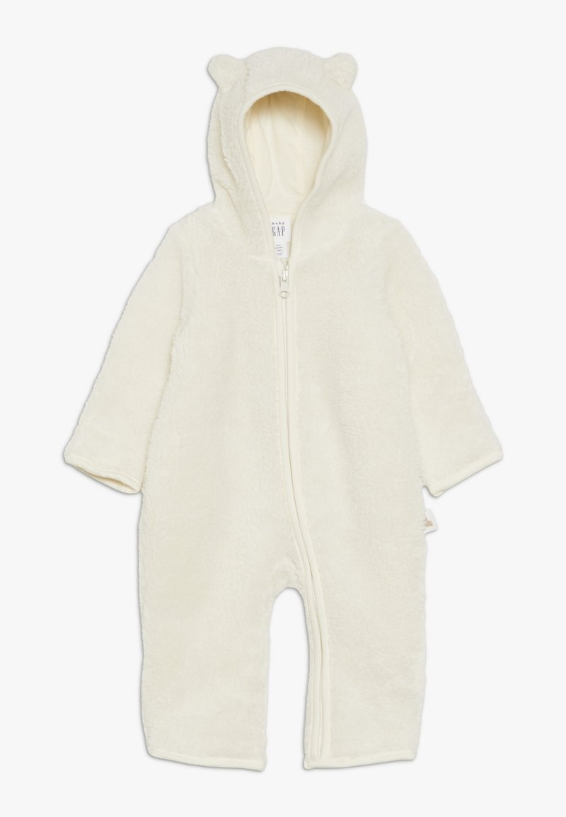 GAP - SHERPA BABY - Jumpsuit - ivory frost
