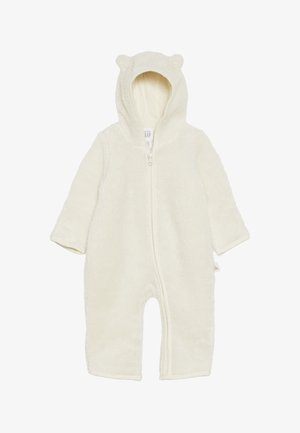 SHERPA BABY - Jumpsuit - ivory frost