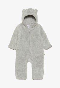 GAP - SHERPA BABY - Jumpsuit - light heather grey - 3