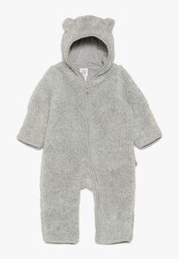 GAP - SHERPA BABY - Jumpsuit - light heather grey - 0