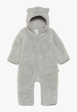SHERPA BABY - Overal - light heather grey