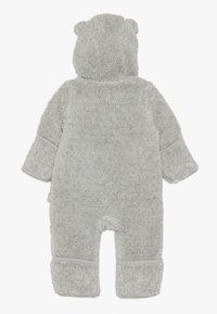 GAP - SHERPA BABY - Jumpsuit - light heather grey - 1