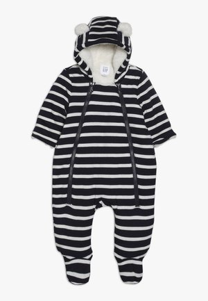 ZIP BABY - Kombinezon zimowy - navy uniform