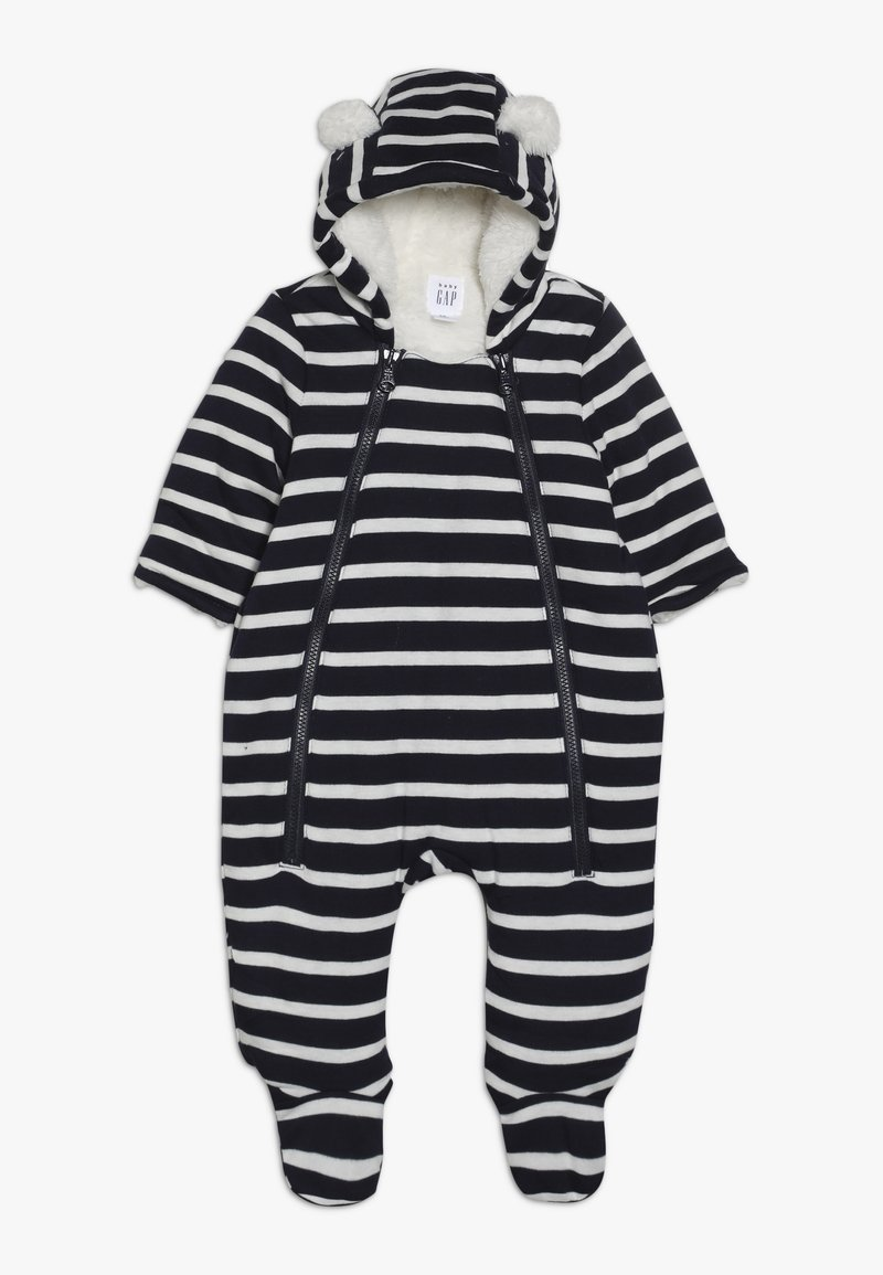GAP - ZIP BABY - Combinaison de ski - navy uniform