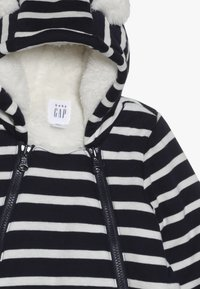 GAP - ZIP BABY - Combinaison de ski - navy uniform - 3