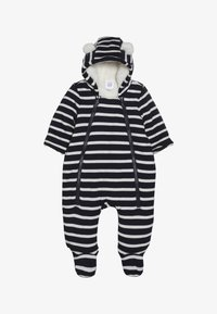 GAP - ZIP BABY - Combinaison de ski - navy uniform - 2
