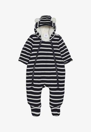 ZIP BABY - Snowsuit - navy uniform