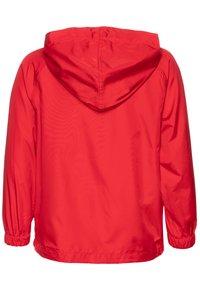 GAP - UNISEX  ANORAK - Light jacket - pure red - 1