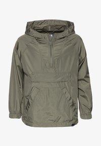 GAP - UNISEX  ANORAK - Light jacket - mesculen green - 0