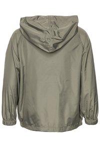 GAP - UNISEX  ANORAK - Light jacket - mesculen green - 1