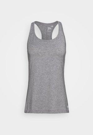 BREATHE TANK - Funkční triko - heather grey