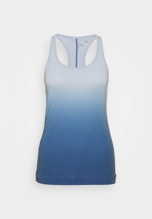 BREATHE TANK FASHION COLORS - Sports shirt - blue