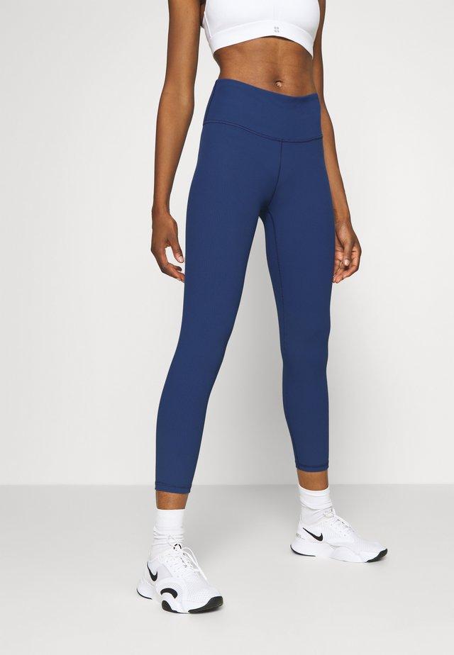 ANKLE PANT - Leggings - docksider blue