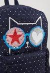 GAP - GIRL FLIPPY CAT - Mochila - navy uniform