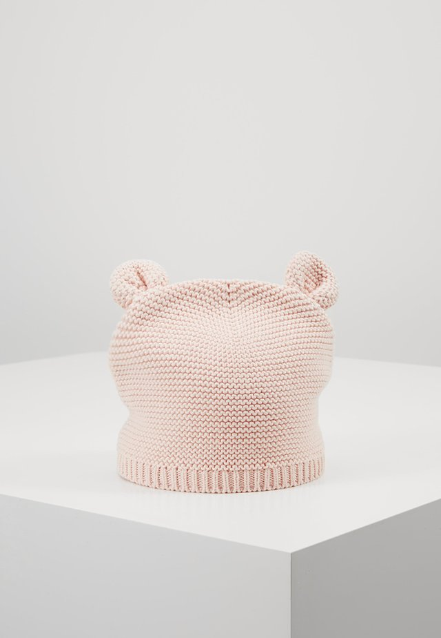 GARTER HAT - Čepice - milkshake pink