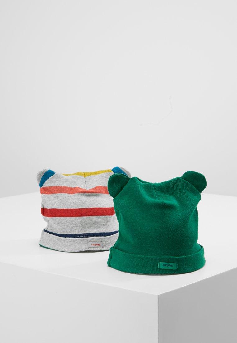 GAP - BEAR HAT 2 PACK   - Muts - president green