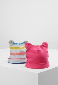 GAP - BEAR HAT 2 PACK - Berretto - pink - 3