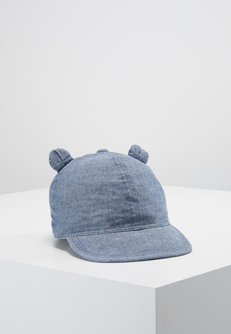 GAP - CRITTER HAT BABY - Keps - chambray