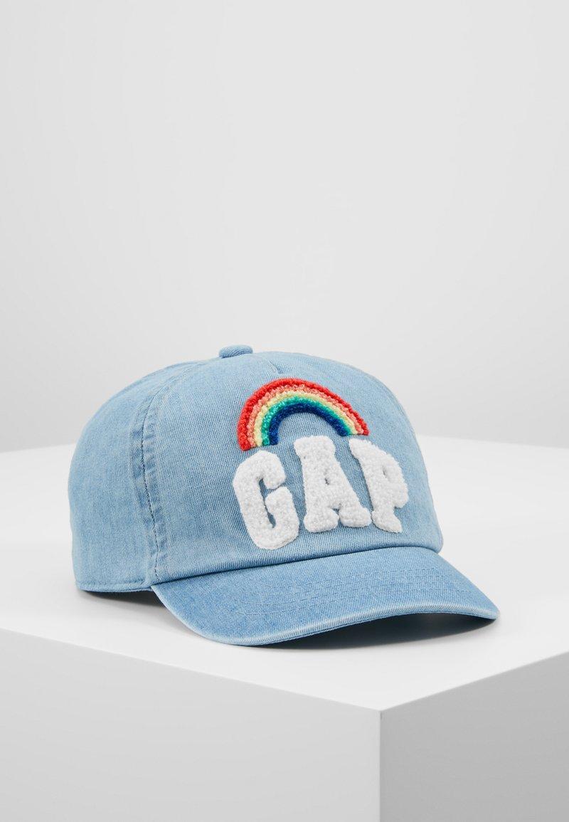GAP - TODDLER GIRL RAINBOW - Cap - multi-coloured