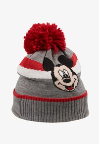 GAP - MICKEY MOUSE TODDLER BOY BEANIE - Beanie - grey heather - 1