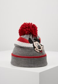 GAP - MICKEY MOUSE TODDLER BOY BEANIE - Beanie - grey heather - 0
