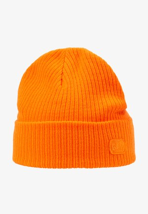 BOY BEANIE - Bonnet - orange buoy neon