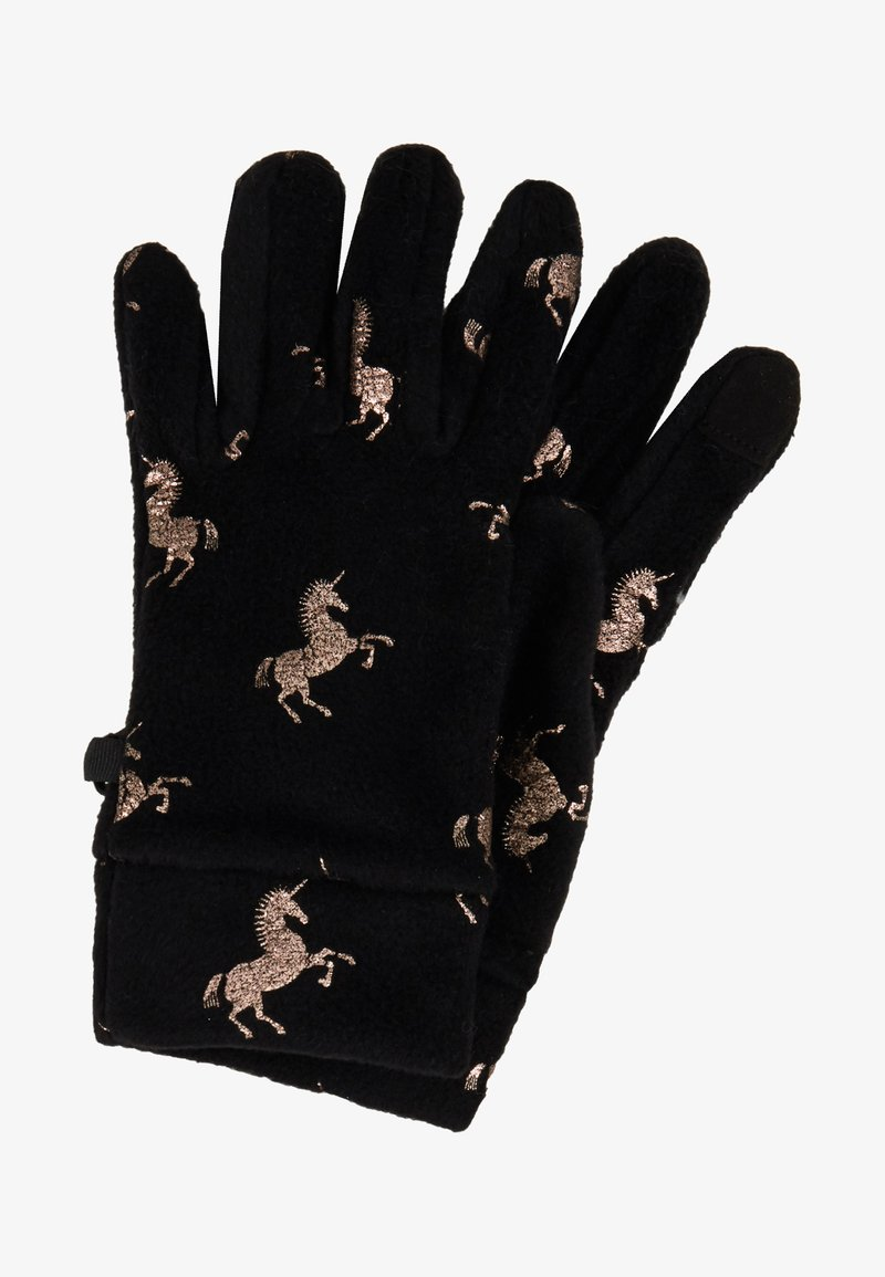 GAP - GIRL UNICRON - Gloves - true black