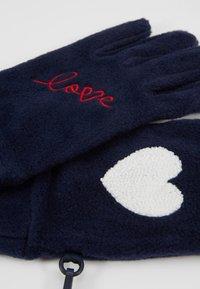GAP - GIRL LOVE - Fingervantar - navy uniform - 3