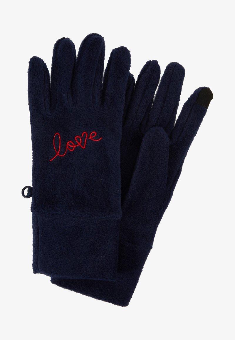 GAP - GIRL LOVE - Fingerhandschuh - navy uniform