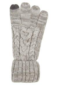 GAP - GIRL CABLE - Rękawiczki pięciopalcowe - grey heather - 1