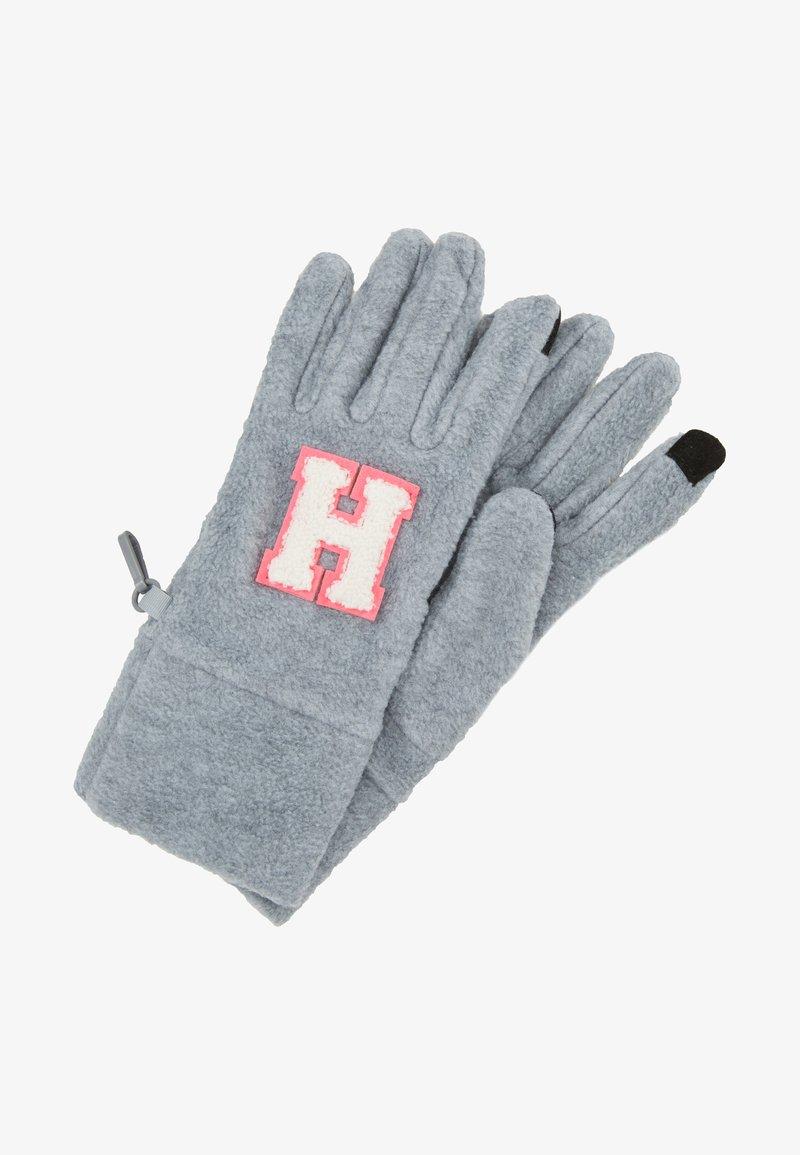 GAP - GIRL - Rękawiczki pięciopalcowe - grey heather