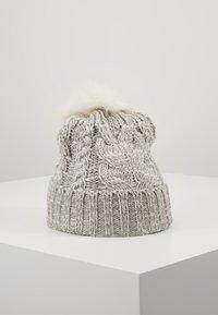 GAP - GIRL CABLE HAT - Bonnet - grey heather - 0