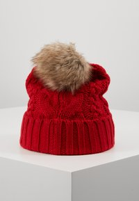 GAP - GIRL CABLE HAT - Muts - modern red - 3