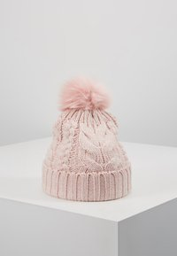 GAP - GIRL CABLE HAT - Muts - pink standard - 0