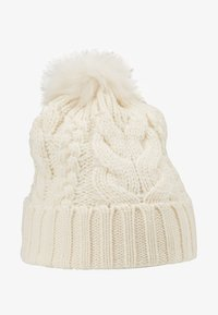 GAP - GIRL CABLE HAT - Muts - ivory frost - 1
