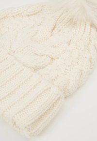 GAP - GIRL CABLE HAT - Muts - ivory frost - 2